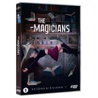 MAGICIANS S1-4DVD-BIL