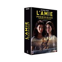 Coffret L'Amie prodigieuse Saisons 1 et 2 DVD