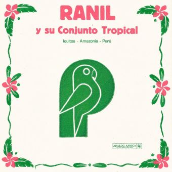 Ranil y su Conjunto Tropical - LP 12''