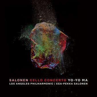 SALONEN CELLO CONCERTO/LP
