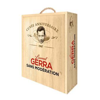 Laurent Gerra Sans modération Coffret Collector DVD