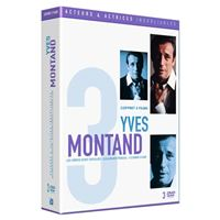 Coffret Inoubliable Yves Montand DVD