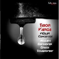 Tibor Varga joue Beethoven, Bruch, Mozart et Tchaikovski : Concertos pour violon