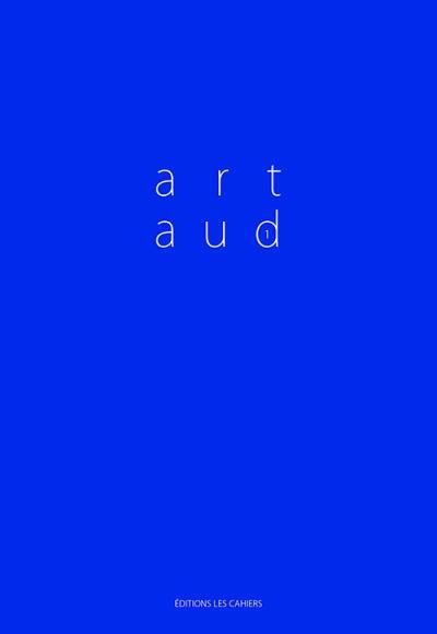 Les cahiers Artaud