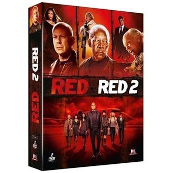 Red - Red 2 Coffret 2 DVD
