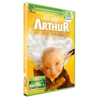 Arthur et les Minimoys DVD