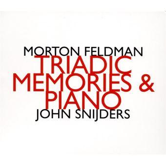 TRIADIC MEMORIES ET PIANO/2CD