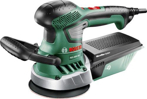 Ponceuse excentrique Bosch PEX 400 AE 06033A4000
