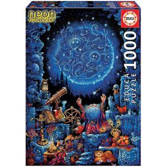 Educa Puzzel - 1000 De Astroloog Neon