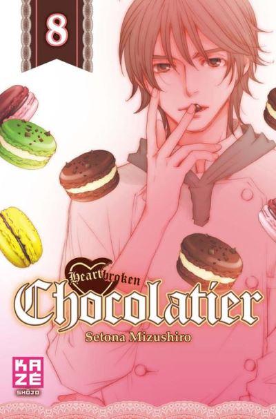 Heartbroken Chocolatier T08 - 9782820310897 - 4,99 €