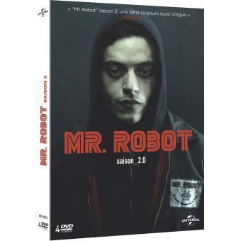 Mr. RobotMr Robot Saison 2 DVD