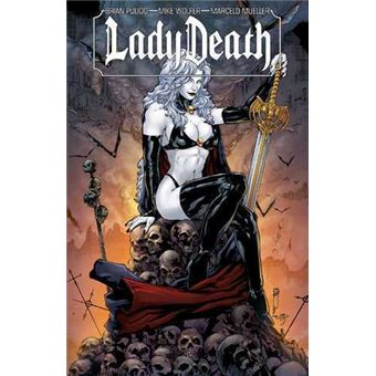Lady deathLady death