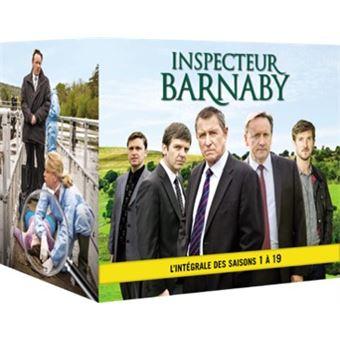 Inspecteur Barnaby Saisons 1 à 19 Coffret DVD - DVD Zone 2 - Achat & prix | fnac