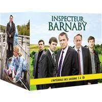 Inspecteur Barnaby Saisons 1 à 19 Coffret DVD