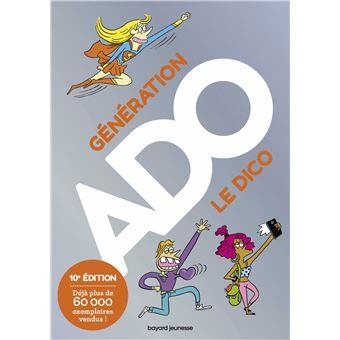 Generation Ado 2019 2020 10e Edition