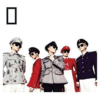 Everybody 5th mini album asia