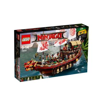 LEGO® Ninjago 70618 Le QG des ninjas