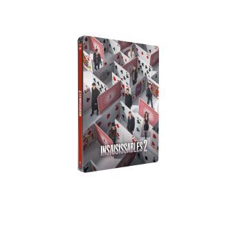 InsaisissablesInsaisissables 2 Steelbook Combo Blu-ray + DVD