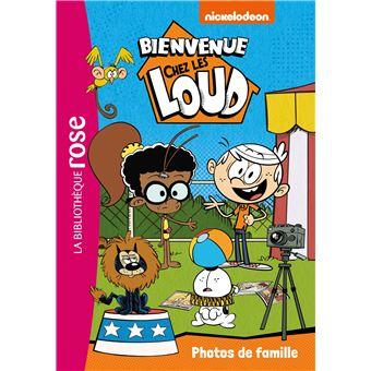 Bienvenue Chez Les Loud Tome 12 Photos De Famille