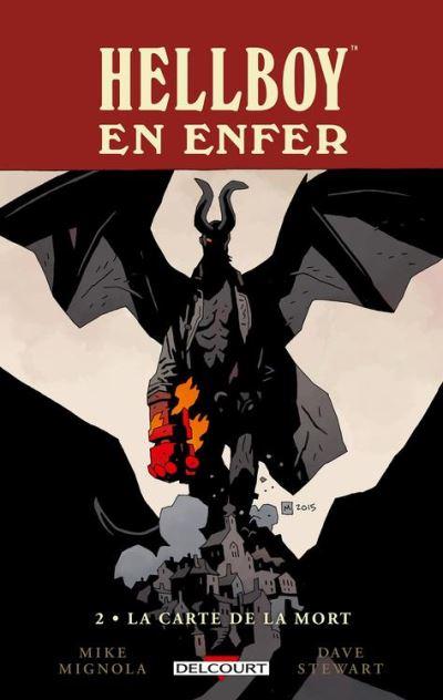 Hellboy en enfer T02 - La Carte de la Mort - 9782756092126 - 11,99 €