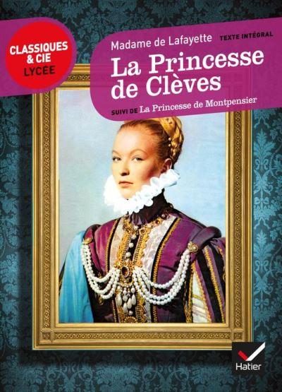 La Princesse de Clèves, La Princesse de Montpensier - 9782218966545 - 2,99 €