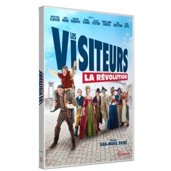 Les VisiteursLes Visiteurs - La Révolution DVD