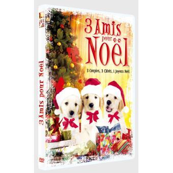 3 amis pour Noël DVD