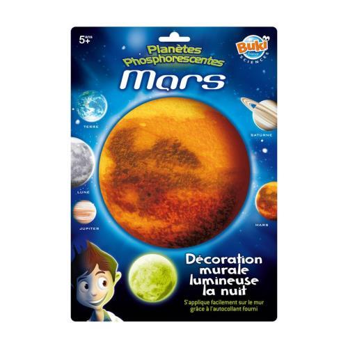 Décoration Murale Lumineuse Buki Mars