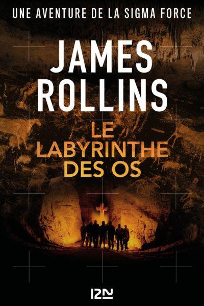 Le labyrinthe des os - 9782823864212 - 15,99 €