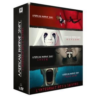 American Horror StorySaisons 1 à 4 - Coffret DVD