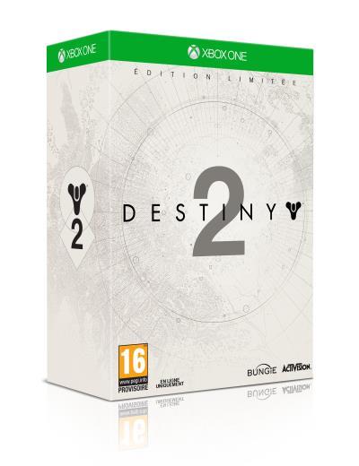 Destiny 2 édition Limitée Xbox One
