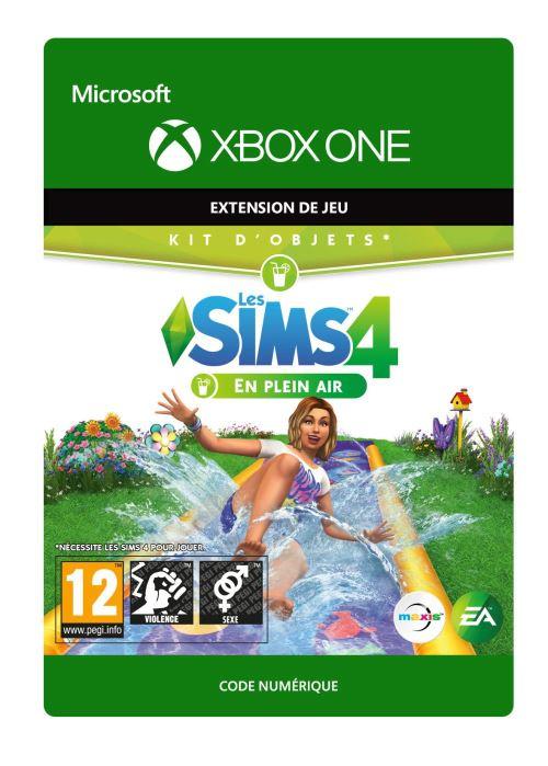 Code de téléchargement Les Sims 4 : En plein air Xbox One