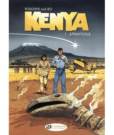 Kenya - tome 1 Apparitions
