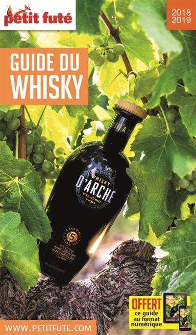 Guide du whisky 2018 petit fute+offre num