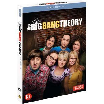 The Big Bang TheoryThe Big Bang Theory Saison 8 DVD