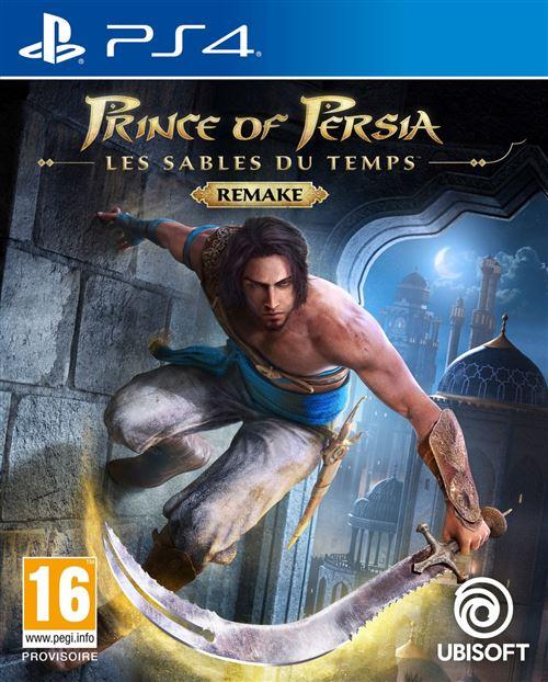 Prince of Persia : Les Sables du Temps Remake PS4