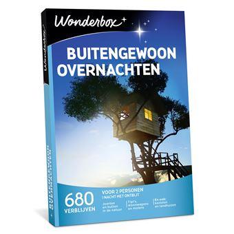 WONDERBOX NL BUITENGEWOON OVERNACHTEN
