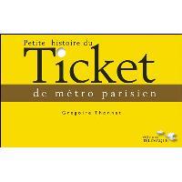Ticket de métro