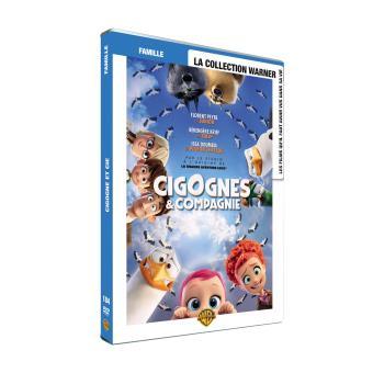 Cigognes et compagnie DVD