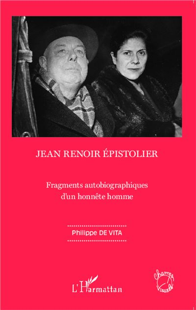 Jean Renoir Epistolier