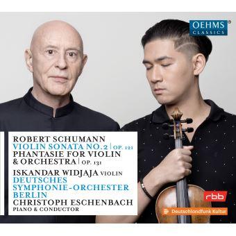 Violin sonata no.2 op.121