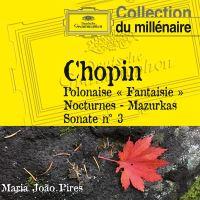 Polonaise numéro 7 Nocturnes, Mazurkas, Sonate numéro 3