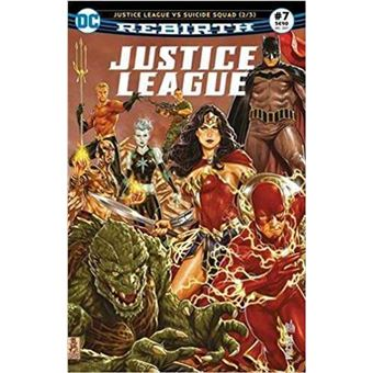 Justice leagueJustice League vs Suicide Squad