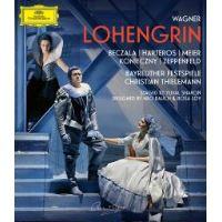 Lohengrin Bayreuth 2018 Blu-ray