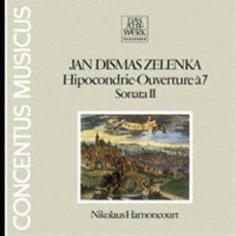 Zelenka : Hipocondrie Sonata numéro 2