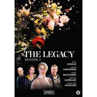 Legacy - Seizoen 2 DVD-Box