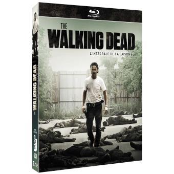 The Walking DeadThe Walking Dead Saison 6 Blu-ray