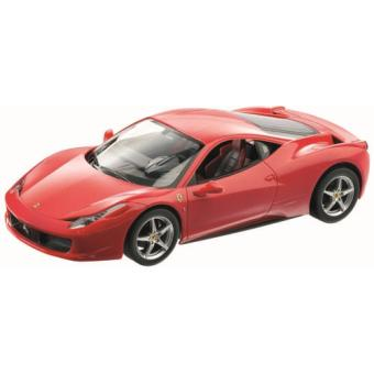 voiture radiocommand e ferrari 458 italia 1 14 mondo voiture radio command e achat prix fnac. Black Bedroom Furniture Sets. Home Design Ideas