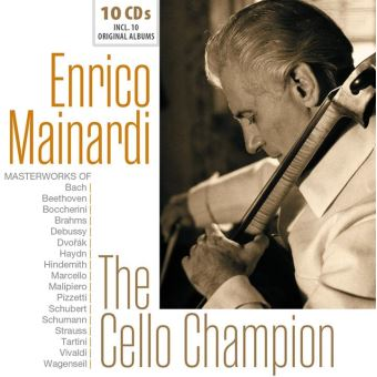 THE CELLO CHAMPION