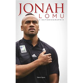 Jonah Lomu L Autobiographie